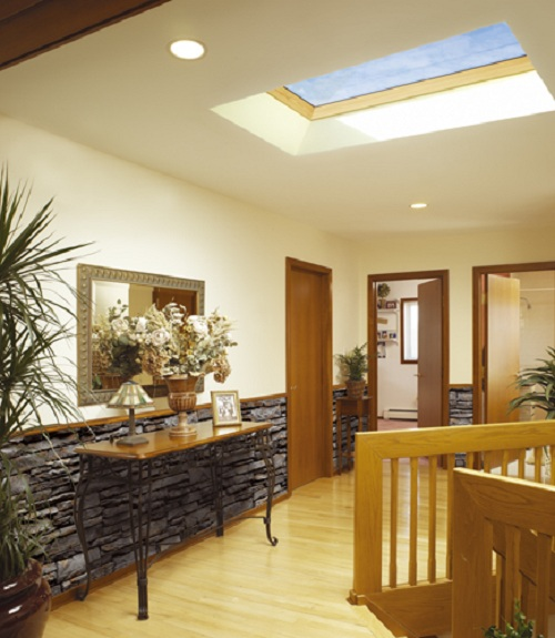 skylight, fixed skylight, glass skylight