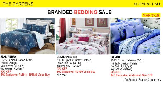 Renosaw iSetan Branded Bedding Sales