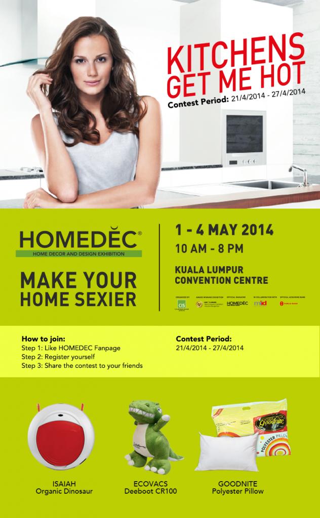 Homedec Kuala Lumpur 2014