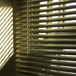 window blind, venetian blind