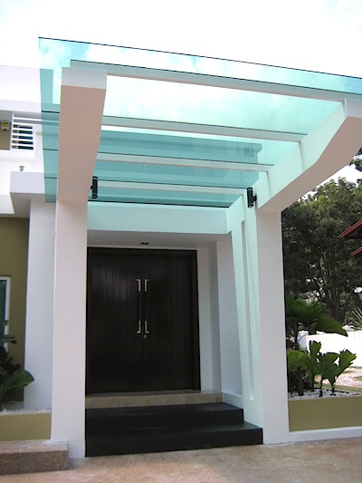 glass skylight, garden skylight, entrance skylight, door way skylight