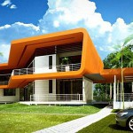 Modular Eco House by Sime Darby