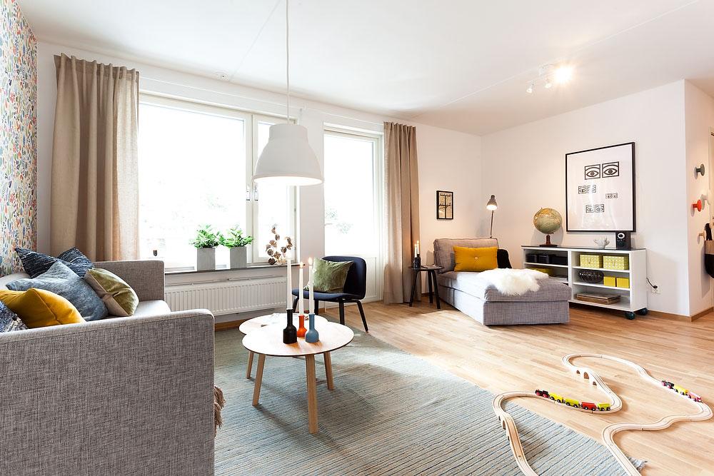 Renosaw 3 Rooms Apartment