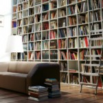 Home Library for Book Worms