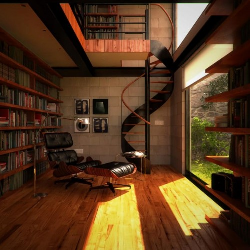 renosaw-home-library-5