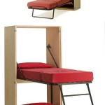 Space Saving Double Decker Bed