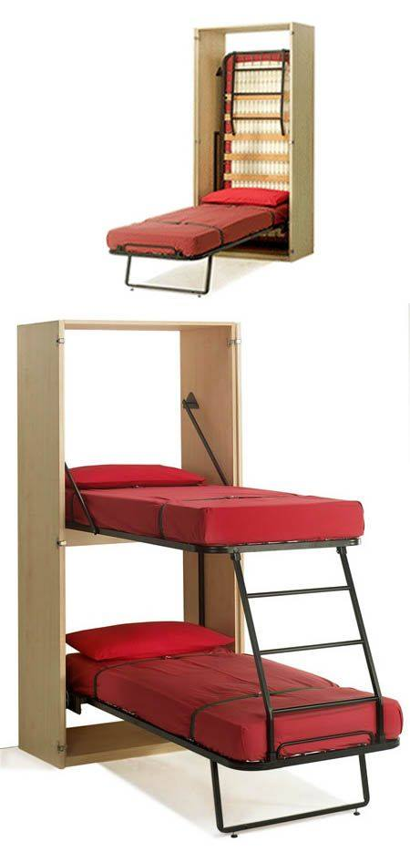 space saving double decker bed renosaw