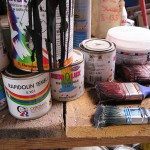 odourless paint
