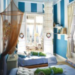 Bedroom in Blue